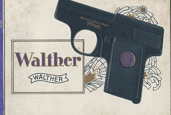 Walther Manual model 9