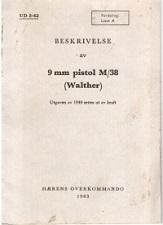 Norwegian Walther P38 Manual