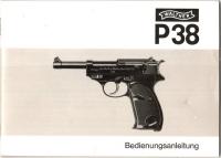 German Walther P38 Manual
