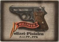 Walther Polizei pistolen PP PPK